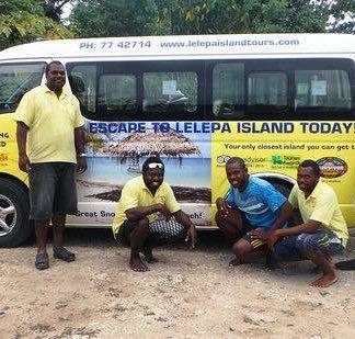 Lelepa Island Day Tours