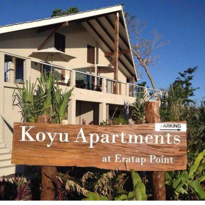 Koyu Apartments