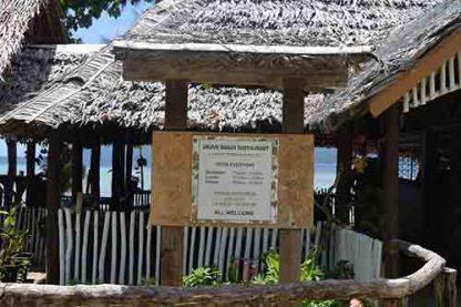 Orovy Beach Restaurant