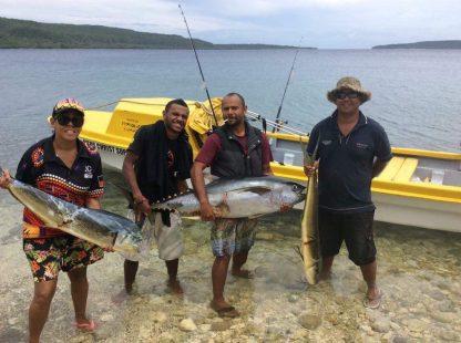 Lelepa Island Fishing Tours